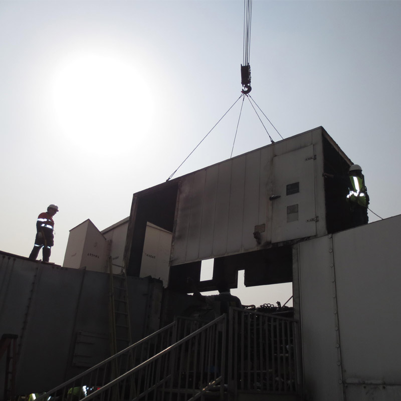 FW Marsh Installation, Maintenance & Repair Engineers for Commercial & Industrial Mechanical Electrical and Power Generation